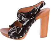 Dolce & Gabbana Patent Leather Clogs