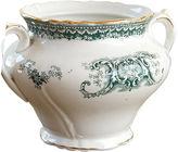 One Kings Lane Vintage Porcelain Sugar Bowl