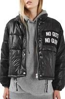 Topshop Women's Nina Puffer Jacket