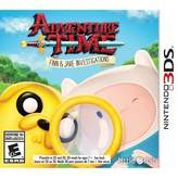 Nintendo Adventure Time: Finn & Jake Investigations 3DS