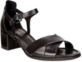 Ecco Women's Shape 35 Block Ankle Strap Sandal