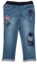 Jessica Simpson Girls 7-16 Gracie Pull-On Skinny Jeans