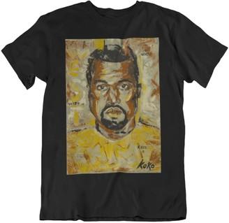 Love Your Mom Premium Kanye West Unisex Heavyweight Cotton T-Shirt