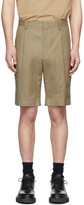 Joseph Beige Canvas Shorts