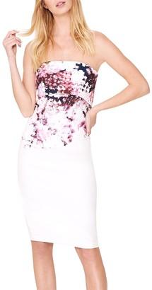 Damsel in a Dress Elin Blossom Print Dress, Multi