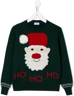 Siola Santa Claus knit jumper