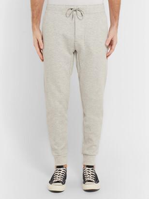 Polo Ralph Lauren Slim-Fit Melange Tapered Jersey Sweatpants