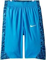 Nike Dry Avalanche Aop Basketball Shorts Boy's Shorts