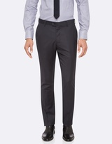 Oxford Hopkins Peak Lapel Wool Suit Trouser