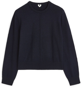 Arket Boiled Wool Jumper