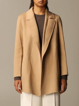 Theory Coat Double Short Coat