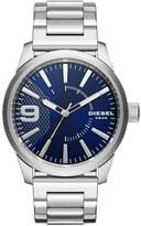 Diesel Rasp Bracelet Watch, 46mm