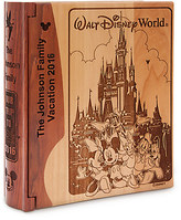 Disney Walt World Photo Album by Arribas - Personalizable