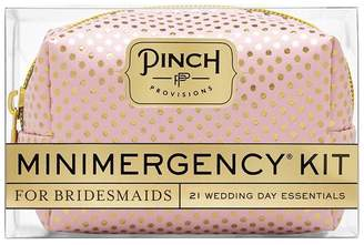 Pinch Provisions Minimergency Kit for Bridesmaids - Pink / Gold Dot
