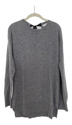 Equipment Grey Cashmere Knitwear
