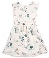 Carrement Beau Toddler's, Little Girl's & Girl's Floral Print Dress