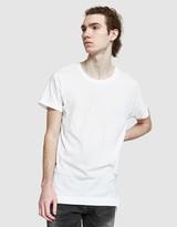John Elliott Men's Mercer T-Shirt in White, Size Small