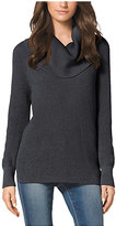 Michael Kors Cowl-Neck Sweater Petite