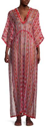 M Missoni Lightweight Woven Midi Dress