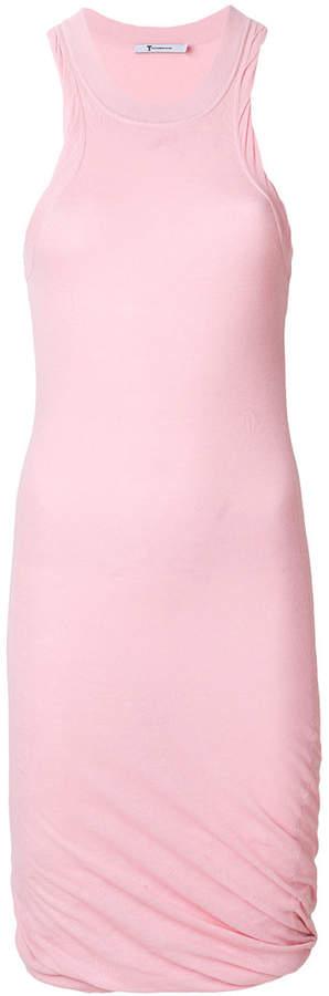 Alexander Wang fitted sleeveless dress