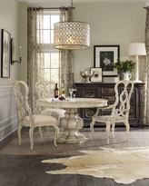 Hooker Furniture Brooks Pedestal Dining Table