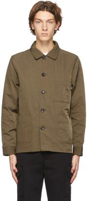 Paul Smith Beige Nylon Chore Jacket
