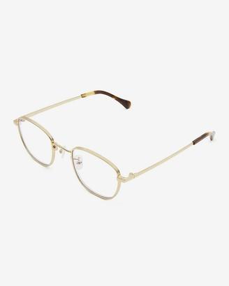 Express Felix Gray Haro Blue Light Glasses