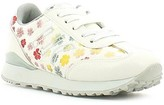 Lumberjack SG27705 001 P09 Sneakers Kid Bianco Bianco
