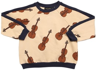 Mini Rodini Printed Organic Cotton Sweatshirt