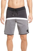 Quiksilver Men's Crypto Scallop Board Shorts