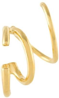 Maria Black Bell Twirl earring