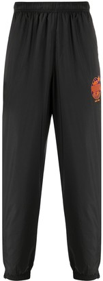 Puma x The Hundreds logo track trousers
