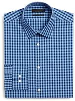 Bloomingdale's The Men's Store at Gingham Dress Shirt - Slim Fit
