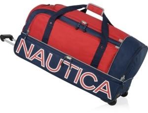 """Nautica Submariner 32"""" Wheeled Duffle"""