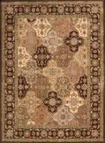 Nourison 22648 Somerset Area Rug Collection Multi Color 5 ft 6 in. x 7 ft 5 in. Rectangle