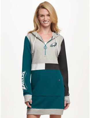 Tommy Hilfiger Philadelphia Eagles Hoodie Dress