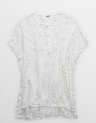 aerie Crochet Cover Up