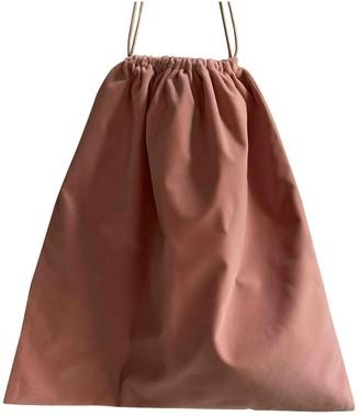 Orseund Iris Pink Velvet Clutch bags