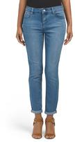 Rolled Cuff Denim Jeans