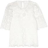 Chloé Lace cotton top