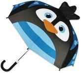 Stephen Joseph Penguin Pop Up Umbrella in Black