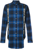 Mostly Heard Rarely Seen checked shirt - men - Cotton - S