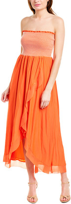 Ramy Brook Demetra Midi Dress