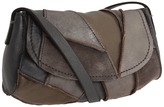 Lucky Brand Sunset Junction Metallic Patchwork Mini Stash Crossbody (Multi) - Bags and Luggage