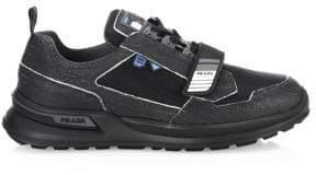 Prada Trek Strap Sneakers