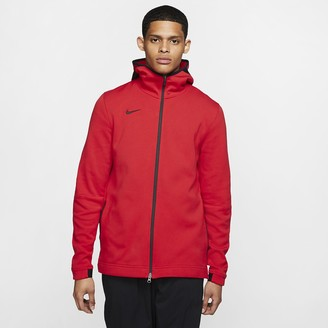 Nike Men's Full-Zip Basketball Hoodie Dri-FIT Showtime