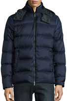 Michael Kors Quilted Duck Down Puffer Jacket