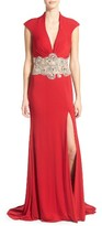 Mac Duggal Women's Embellished Gown