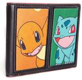 Pokemon Wallet Charmander bulbasaur Characters new Official Bifold