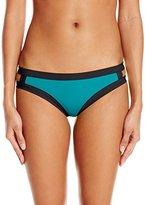 Rip Curl Women's Mirage Banded Hipster Bikini Bottom